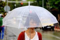 KUZEY EGE - Meteoroloji'den yağış uyarısı
