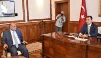 FERASET - MTSO Başkanı Hasan Hüseyin Erkoç Açıklaması
