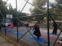 ALTıNOK ÖZ - 'Sağlıklı Yaşam, Bilinçli Spor' Etkinliğine Kartal'da Yoğun İlgi
