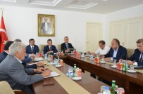 ÇANKIRI VALİSİ - Sinop'ta KUZKA Toplantısı