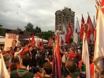 BOŞNAK - Sırbistan'da Demokrasi Ve Şehitler Mitingi'ne Destek Mitingi Düzenlendi
