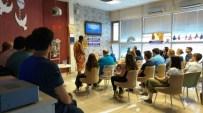 GANA - Speaking Kafede Gana Kültür Gecesi Yapıldı
