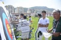 DAVUT KAYA - Türkiye Kulüpler Okçuluk Şampiyonası Tokat'ta Yapıldı
