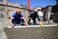ALİ KORKUT - Yakutiye, Köyde Ve Şehirde Çevreyi Güzelleştiriyor