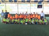 NECDET AKSOY - Yaz Okulu Sportif Eğitimleri Devam Ediyor