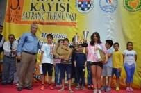 SATRANÇ TURNUVASI - 4. Altın Kayısı Satranç Turnuvası 21 Ağustos'ta Başlayacak