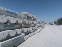 HEKİMHAN - 500 Adet Beton Sıvat Dağıtılacak