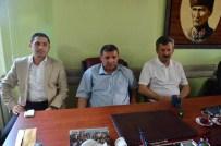 ASKERİ KIYAFET - AK Parti Heyetinden Kastamonulular Derneği'ne Ziyaret