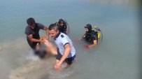 YÜZME YARIŞI - Arkadaşlarıyla Yüzme Yarışı Yaparken Boğuldu