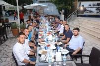 OSMAN YıLMAZ - Başkan Acar Ülkü Ocakları Başkanları İle Bir Araya Geldi