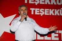ŞEVKI YıLMAZ - Başkan Baran, Milli İrade Ve Demokrasi Nöbetine Katıldı