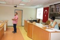 Belediye Personeline İş Sağlığı Eğitimi