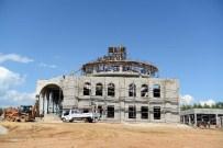 GASSAL - Büyükşehir'den Kurşunlu Mezarlığı'na 10 Milyonluk Proje