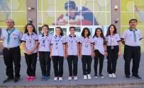 İZCILIK FEDERASYONU - Büyükşehirli İzciler Eğitim Kampına Gitti