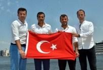 İZMIR VALILIĞI - Demokrasi Kupası'nda Formalar Kırmızı-Beyaz