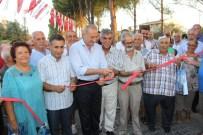 KALDIRIM ÇALIŞMASI - Didim'de Tamamlanan Yol Ve Kaldırımlar İçin Tören Düzenlendi
