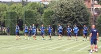CAN BARTU - Feenrbahçeli Futbolcular Aerobik Dayanıklılık Testine Tabi Tutuldu