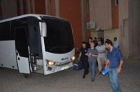 AHMET CENGIZ - Fetö Davası Kapsamında 14 Kişi Tutuklandı