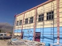 Kazımkarabekir Spor Salonu Yenileniyor