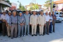 KıRKA - Kırkalı Hacı Adayları Kutsal Yolculuğa Uğurlandı