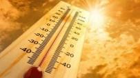 KUZEY EGE - Meteoroloji Uyardı Açıklaması Sıcaklık Artacak!