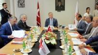 KEMAL YURTNAÇ - ORAN Kalkınma Ajansı Ağustos Ayı Yönetim Kurulu Toplantısı Yapıldı