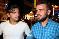 ARNAVUT - Yenikapı'daki 'Demokrasi Ve Şehitler Mitingi'ne Katılmak İçin 4 Saat Kulaç Attılar