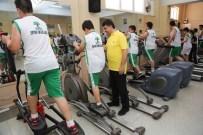 KİLO KONTROLÜ - Şehitkamil Belediyesi, Genç Yaşta Obeziteye Önlem Alıyor