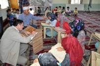 BEŞEVLER - Sorgun'da Kuran'ı Kerim Okuma Yarışması Düzenlendi