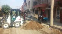 Turgutlu'nun Irmak Mahallesine Yeni Kanalizasyon Hattı