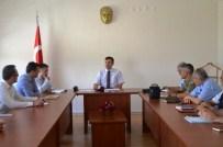 ZAFER ÖZ - Uyuşturucu İle Mücadele İlçe Kurulu Toplantısı Yapıldı