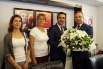 ADALET VE KALKıNMA PARTISI - AK Parti'den CHP'ye 'Barış' Ziyareti