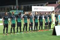 SERDAR KESIMAL - Akhisar Belediyespor'da 7 Futbolcu Gitti, 5 Futbolcu Geldi