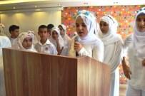 HALK EĞITIMI MERKEZI - Altonoluk'ta Minik Dillerden Dökülen Dularda Şehit Ve Gaziler Vardı