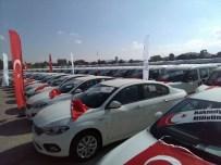 ANKARA EMNIYET MÜDÜRÜ - ATO'dan Ankara Emniyeti'ne 211 Araçlık Destek