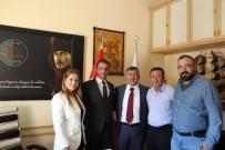 EMRAH ÖZDEMİR - Başkan Akdoğan'dan Adli Yıl Ziyareti