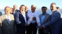 İSMAIL YıLDıRıM - Başkan Karaosmanoğlu, Ereğli'de Balıkçıların İlk Mezatına Eşlik Etti