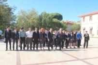 OSMAN NURİ CANATAN - Bergama'da Adli Yıl Açılışı İçin Tören
