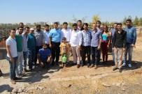 TAHİR ELÇİ - CHP'li Gençler, Diyarbakır Havalimanı'na Tahir Elçi'nin İsminin Verilmesini İstedi