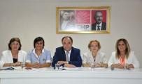 ALİ GÜVEN - CHP'li Kadınlar 'Hemen Şimdi Barış' Dedi