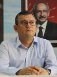 ADALET VE KALKıNMA PARTISI - CHP'li Özel'den Efkan Ala Değerlendirmesi