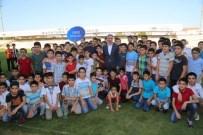 AHMET TOPRAK - Elazığ'da 12 Yaş Mahallelerarası Futbol Turnuvası Başladı