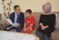 ERTAN AYDIN - Ertan Aydın Şehit Ailesini Ziyaret Etti