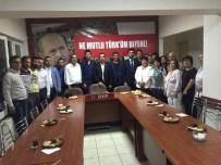 TÜRK DÜNYASI - Eskişehir Azerbaycanlılar Derneği'nden MHP'ye Ziyaret
