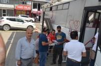 BELEDIYE İŞ - Kızılay TIR'ı Varto'da Kan Topladı