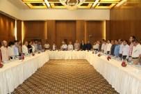 KAYSERI TICARET ODASı - KTO Başkan Yardımcısı Celal Hasnalçacı Açıklaması