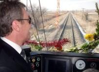 DEMİRYOLLARI - Kütahya-Balıkesir Tren Seferleri Başladı