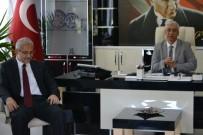 ERDOĞAN KANYıLMAZ - Manisa Valisi Mustafa Hakan Güvençer Açıklaması