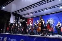 30 AĞUSTOS ZAFER BAYRAMı - Milas'ta Binlerce Kişi Fener Alayına Akın Etti