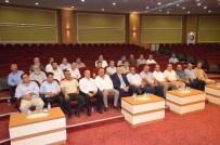 FAİZ İNDİRİMİ - MTSO Ağustos Ayı Meclis Toplantısı Yapıldı